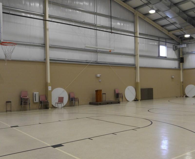 inside our activity senter