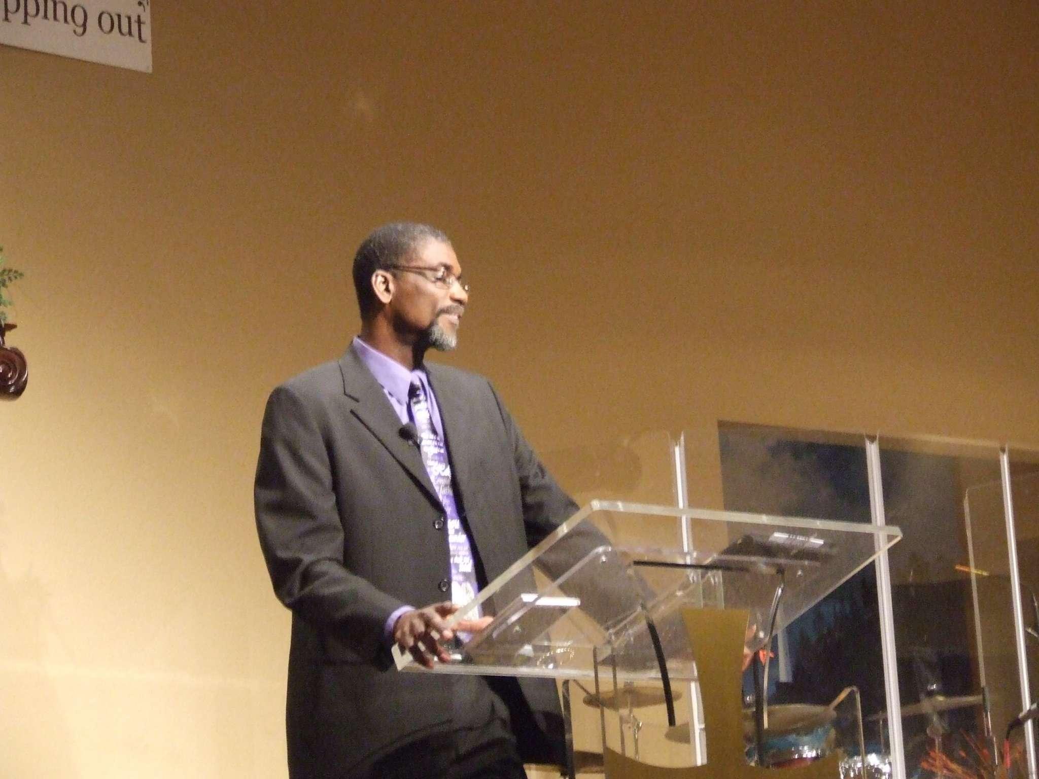 Pastor Ronald A. Benjamin