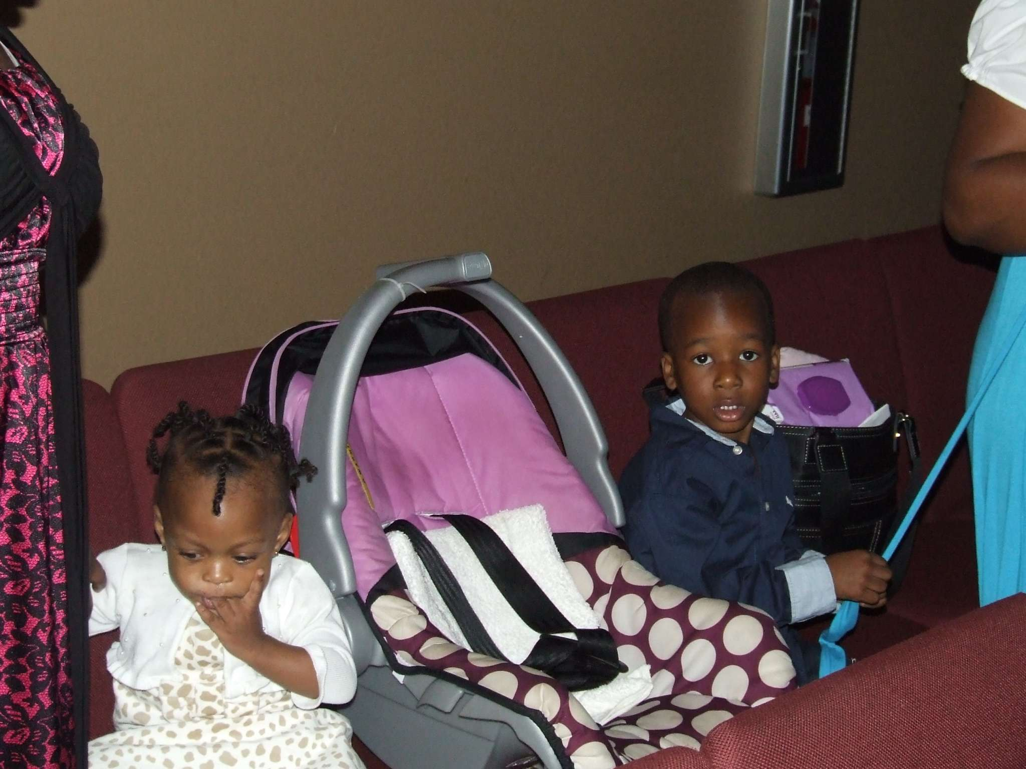 babies in the congregation