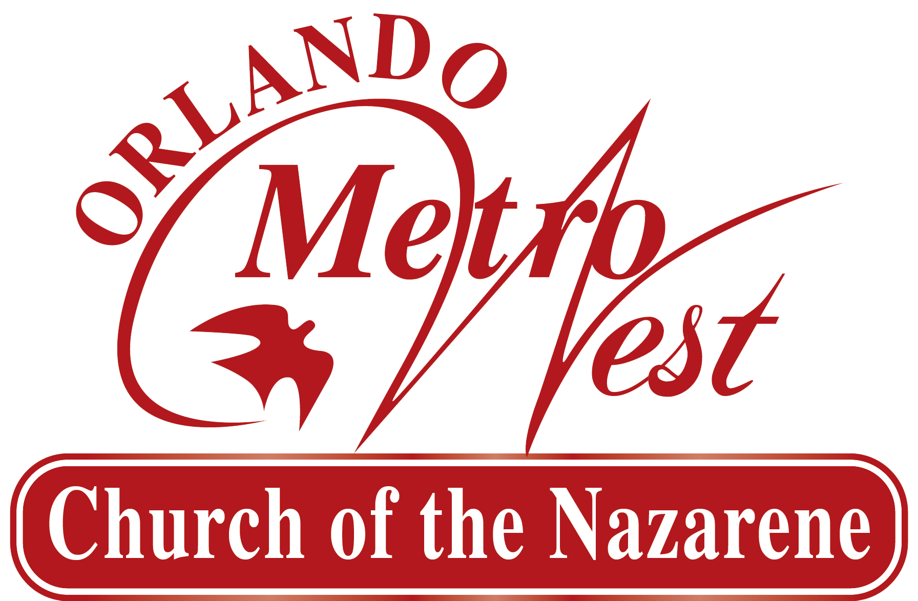 Orlando Metro West Church of the Nazarene Logo