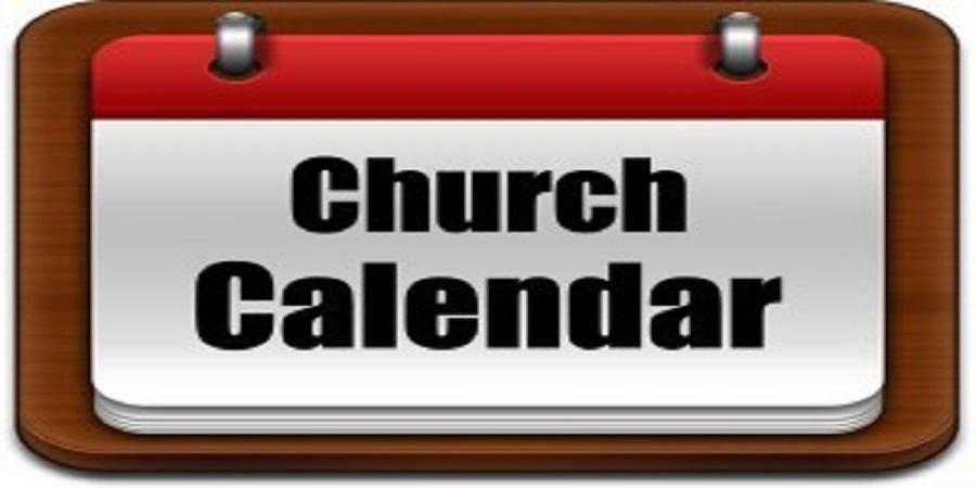 Church Calender