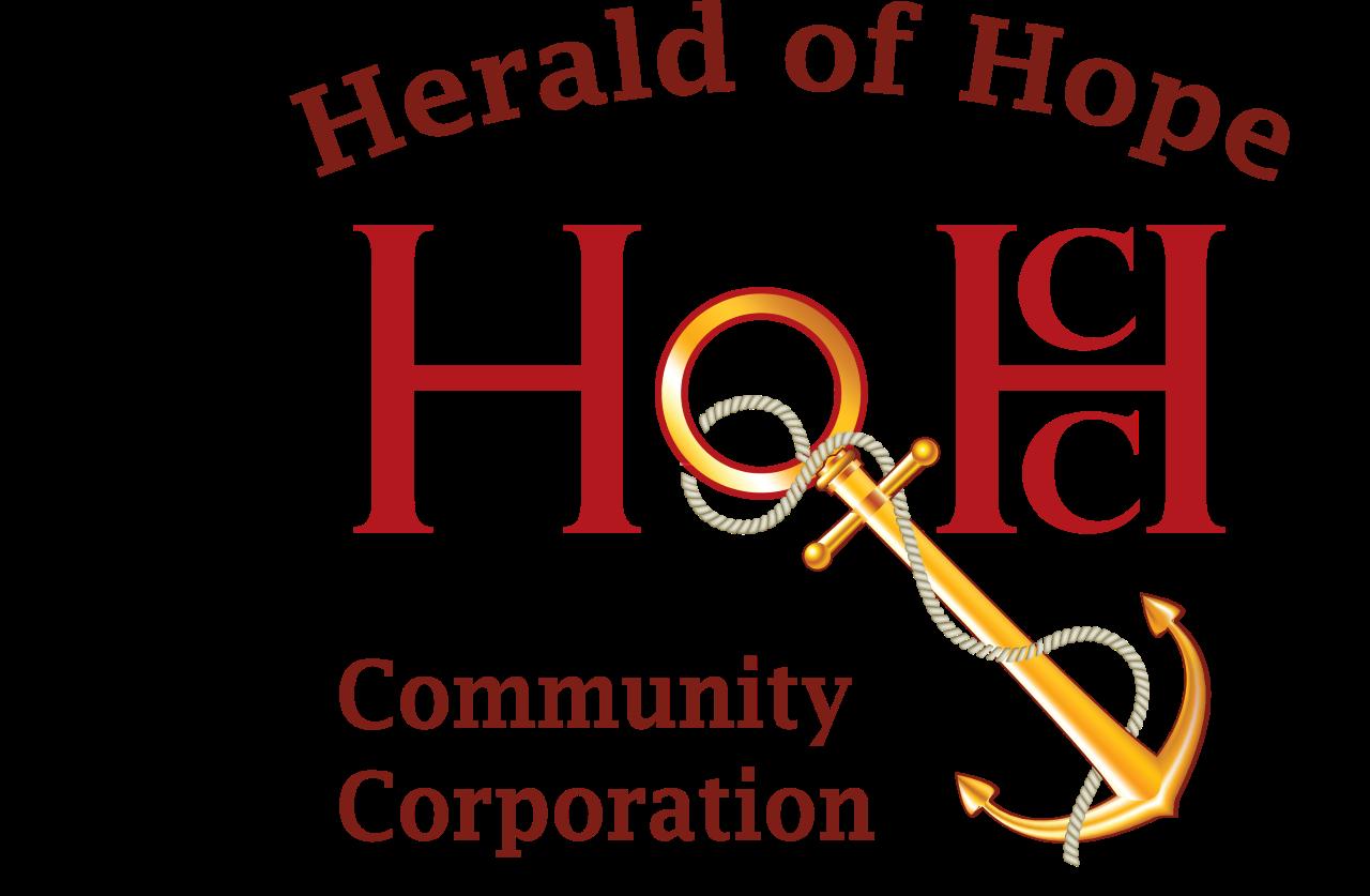 Herald of hope logo